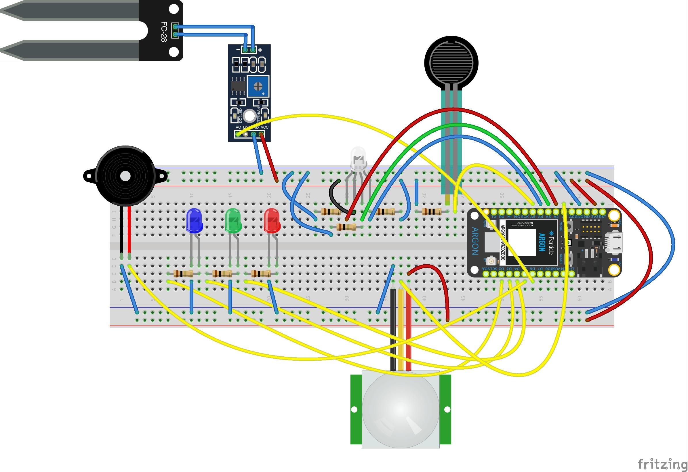 Wave to water circuit diagram bb