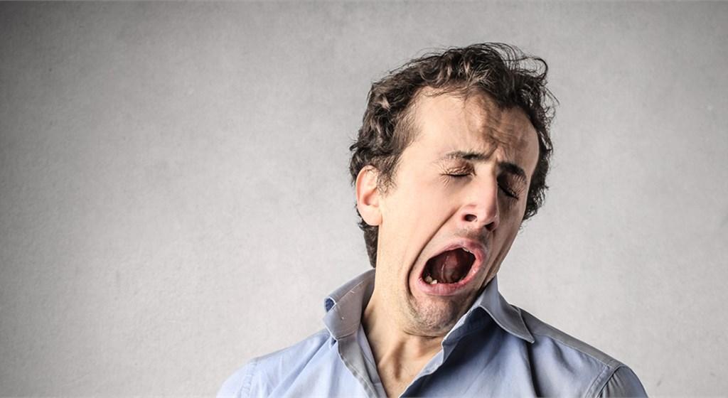 Yawn header